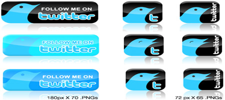 download best free twitter icon sets