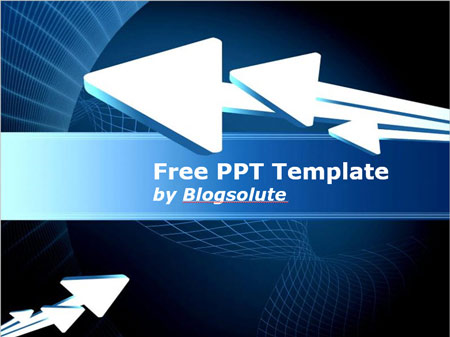 business powerpoint free template