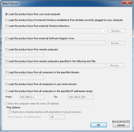 recover serial keys for windows and ms office