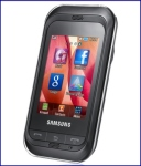 Samsung Champ C3300K: Affordable 2.4 Touchscreen Mobile at Rs. 4099