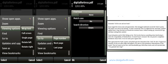 pdf viewer free  for nokia 5233