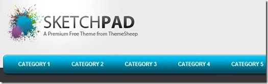 sketchpad-wordpress-theme