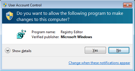 Disable UAC on specific individual Software Program