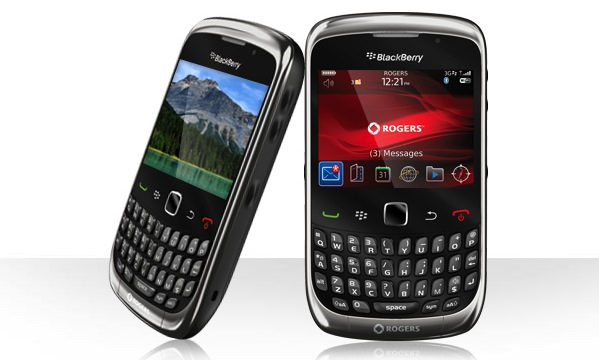 Blackberry Curve 9300 Price in India  | Specifications, Features, Reviews