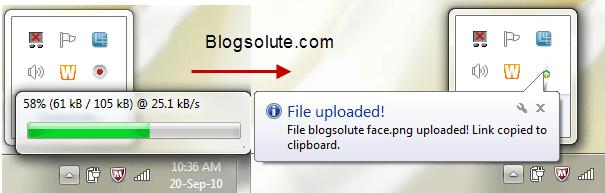 Upload Clipboard