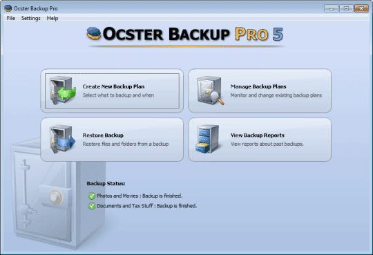 Ocster Backup Pro 5 Unlock Code