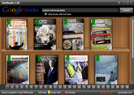 How to Read Google Books and Magazines from Windows Desktop