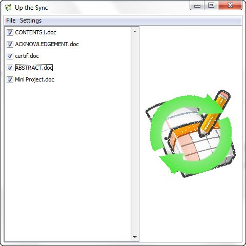 how to automaticaly synchronise google drive documents
