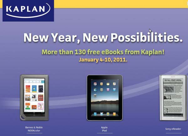 Free Kaplan ebooks download