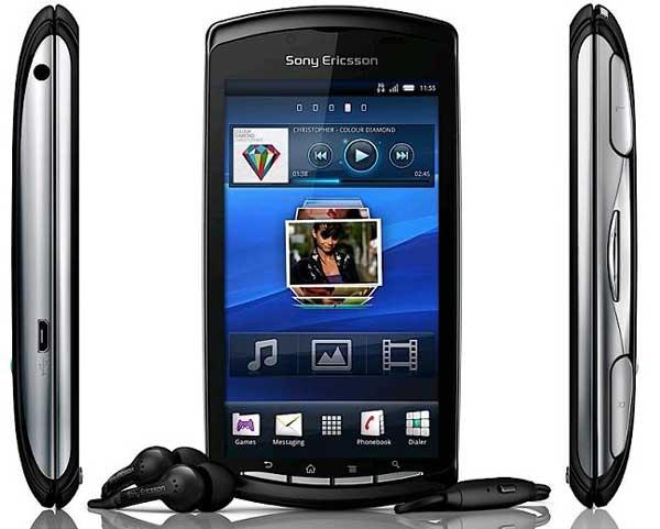 Nuevo Sony Ericsson Xperia Play