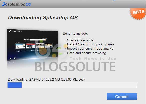 Splashtop OS Review