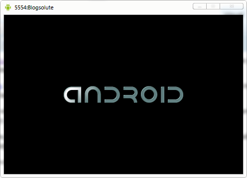 Install Android 3.0 on Windows