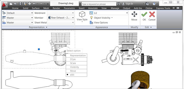 AutoCAD 2013 Trial Download | Engineering Drawing Software