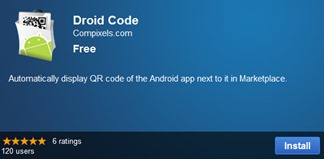 install droid code