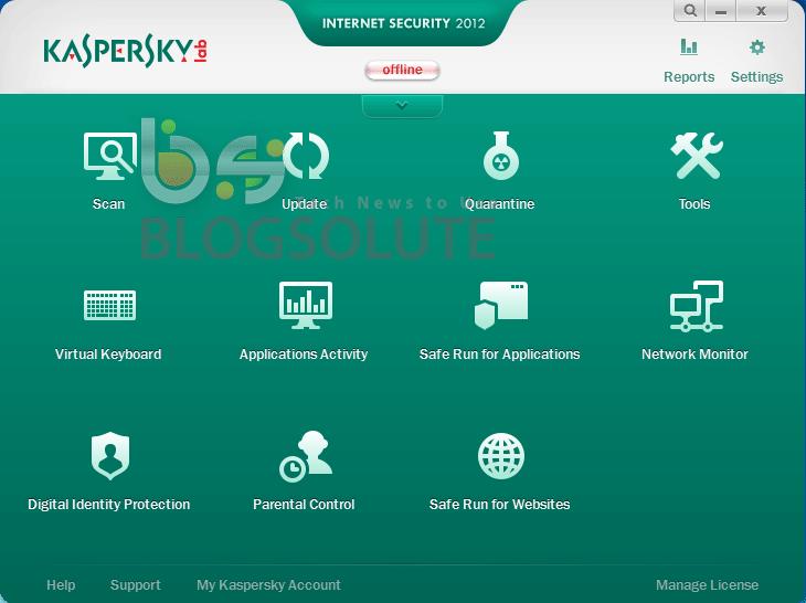 Kaspersky trial reset 1.1d