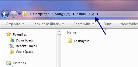 MP3 Folder Structure Maker