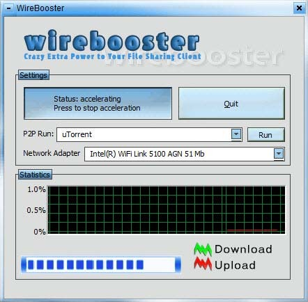 Torrent Speed Booster
