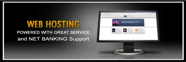 Web Hosting Net Banking India