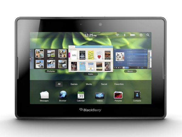 what is blackberry playbook