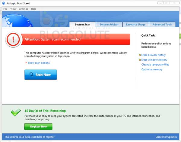 BoostSpeed 5 Review