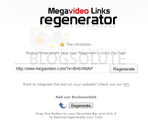 Megavideo Deleted Link Removed