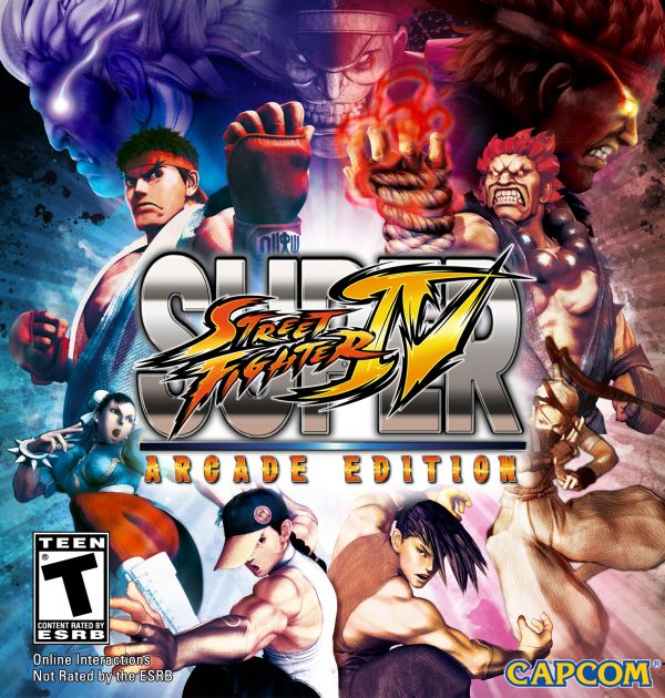 Super Street Fighter IV: Arcade Edition ( The Ultimate Fighting