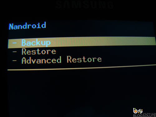 ClockWordMod for Galaxy Ace backup