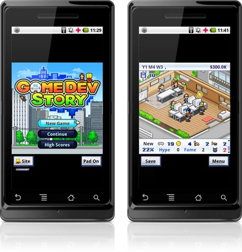 Best Paid Android Games 2011