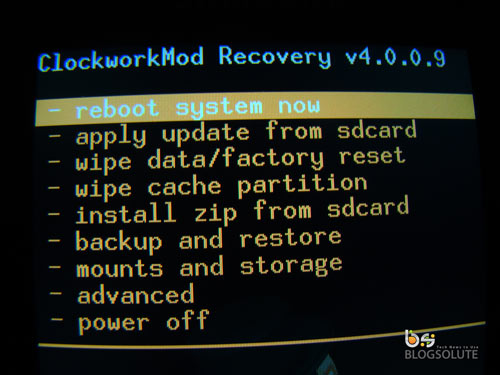 ClockWordMod for Galaxy Ace CWM