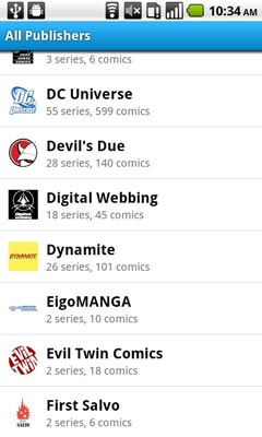 Best Comic Viewer Apps for Android
