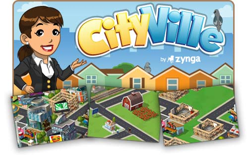city ville best facebook game