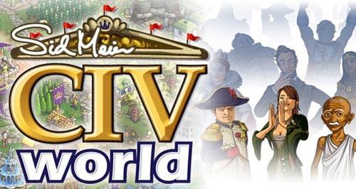 Civ World Best Facebook Game