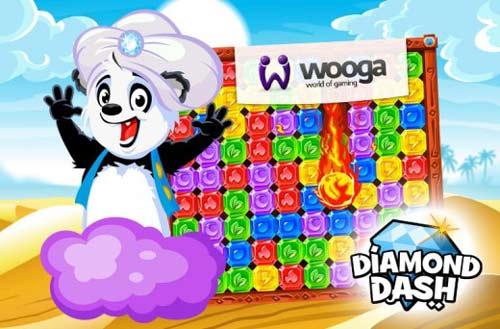 diamond dash best facebook game