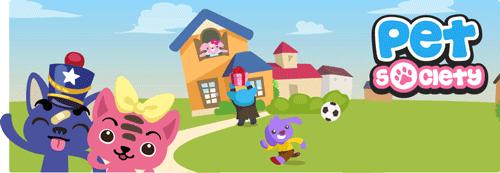 pet society facebook game