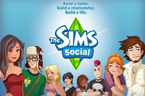 Social Sims Best Facebook Game