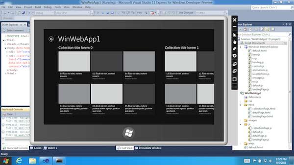 Visual basic для windows 8 - фото 6