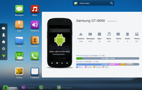 Control Android Device From Computer Pc Mac Web Browser
