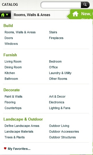 autodesk homestyler catalog