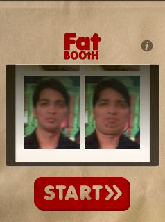 fat booth android app result