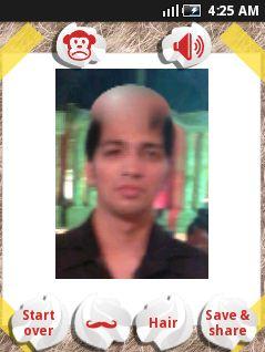 make me bald results