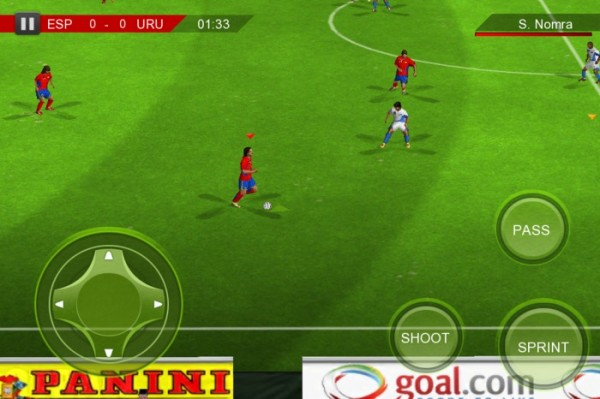 Real Football 2012 ( iPhone or Android )