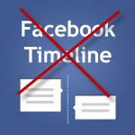 How To Disable Facebook Timeline and Get Back Old Profile