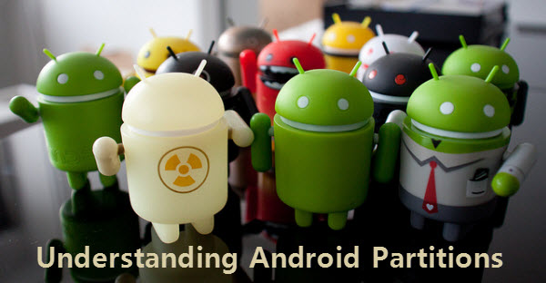 Understand Android Partitions