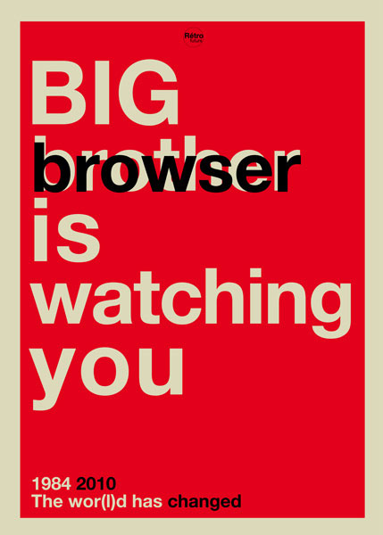 Big Browser is Watching You - Firefox Privacy Addons