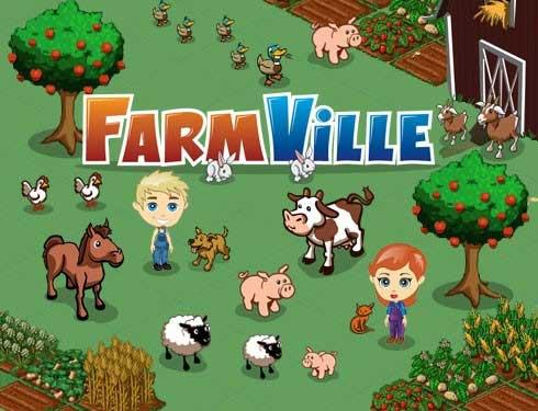 Cattle Sheep on Farmville Facebook