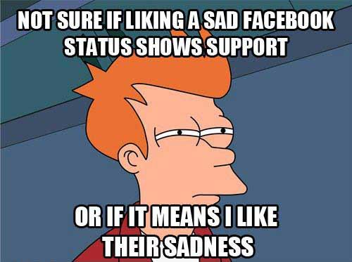 Facebook Like Meme Funny