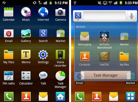 Alacritous: First Custom ROM for Samsung Galaxy Ace Plus S7500