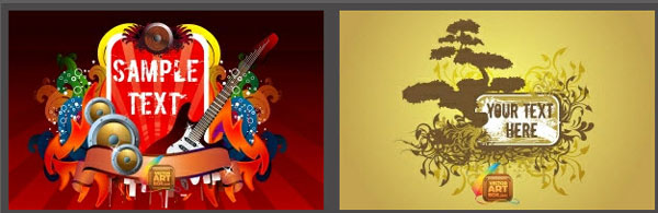 awesome royalty free vector eps download