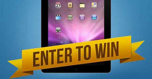 Giveaway Contest blog