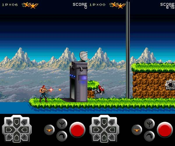 Contra Game Android APK